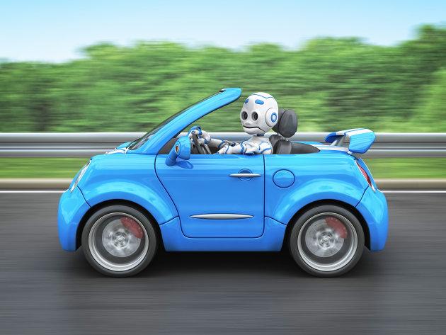 Self-driving Cars – Auto Body Shop Blog