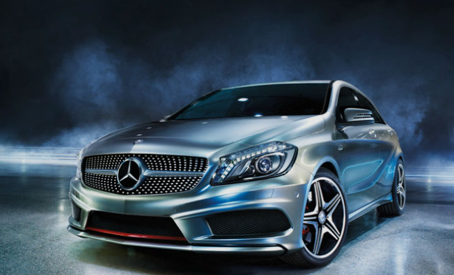 Seductive And Irresistible New Mercedes Models