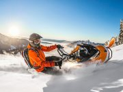 used-snowmobile