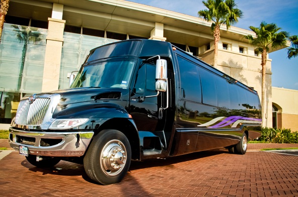 Limo Buses Luxury