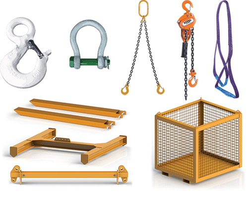 rigging products